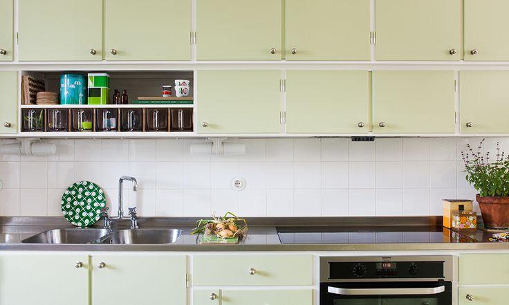 6 originaldetaljer för funkisköket. - Byggfabriken – modern byggnadsvård: Bloggen