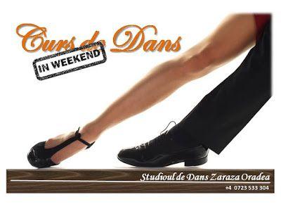 CURS DE DANS in Weekend pentru Incepatori (Oradea - Mai 2016) ~ ZARAZA ORADEA: Cursuri de dans de societate Lectii de dans sportiv