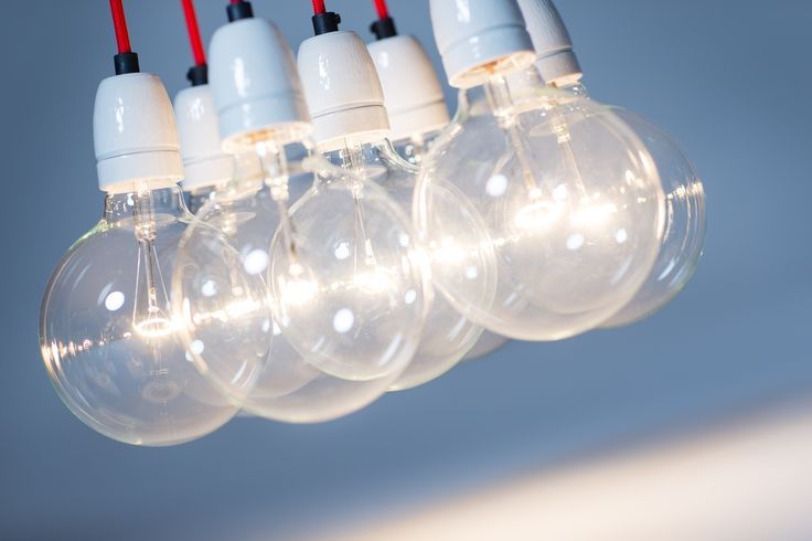 Het Lichtlab No.3 Bundle with 7 lightbulbs!
