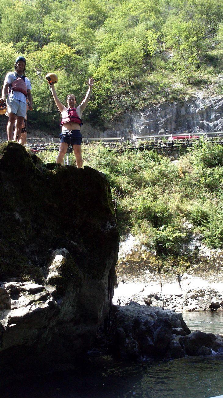 Rafting on the Vrbas river cc #banjaluka