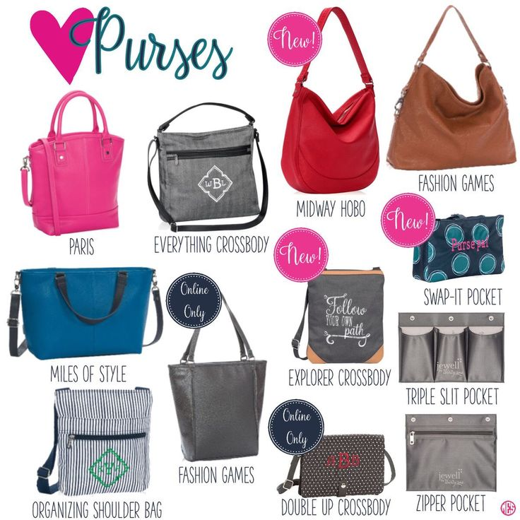 Which purse is you  Thirty one gifts  Kirsten Fouquet  Consultant