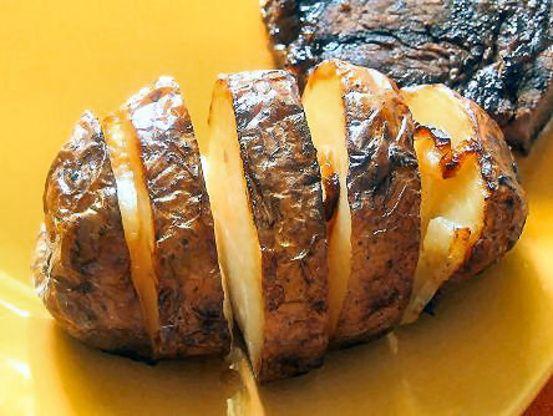 Easy Foil Bbq Potatoes Recipe - Food.com
