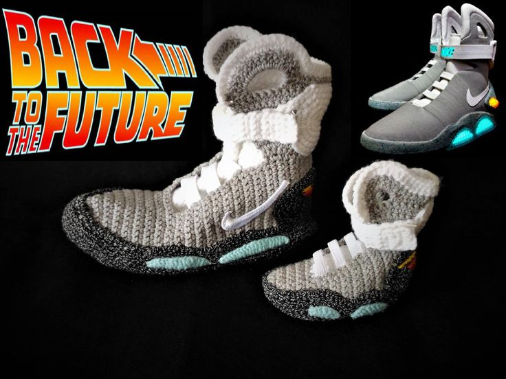 Back To The Future Nike Air Mag, Mommy And Me Matching Shoes Slippers,  Father And Son Matching Nike Shoes, Mother And Daughter Matching Nike