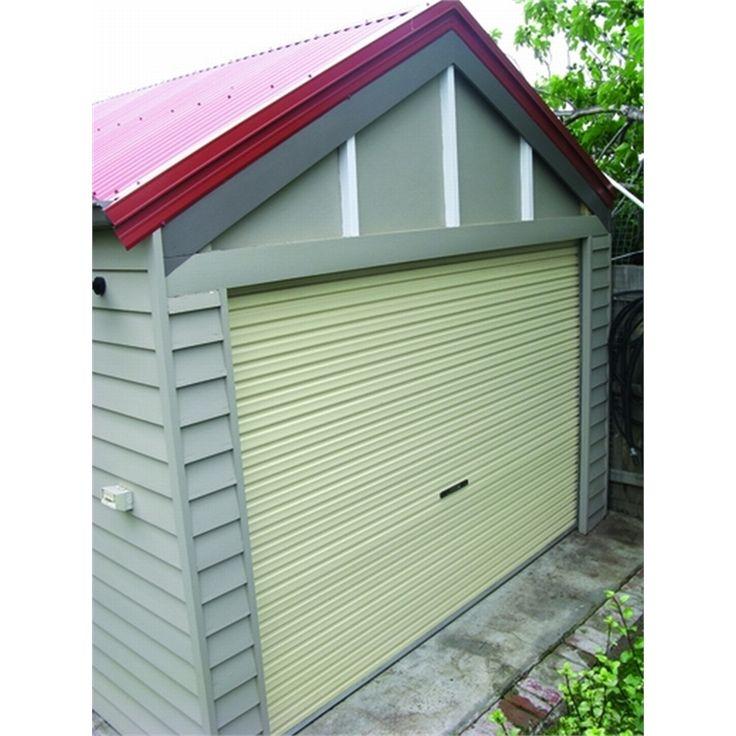Bastion 2 5 x 2 2m Cream Steel SIngle Car Garage Roller Door. 17 Best ideas about Roller Doors on Pinterest   Appliance garage