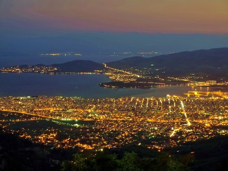 Volos-Greece can't wait to visit all my family here