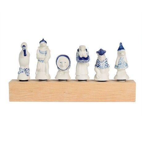 Jeroen Bosch flessenstop by Charlotte Landsheer - Cor Unum Ceramics