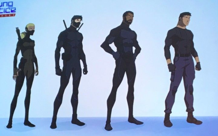 Young Justice Season 3 Artemis Nightwing Aqualad Super Boy| Omg,omg,omg I can't freaking wait anymore