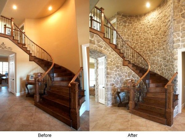 Before and after home renovations http://www.brownandbrownconstruction.com/