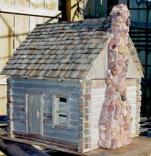 mini - Mini Log Cabin Kits