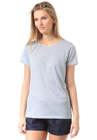 MINIMUM Danja - T-Shirt für Damen - Blau - Planet Sports