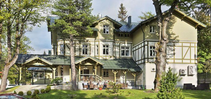 Hotel BossaNova w Szklarskiej Porębie