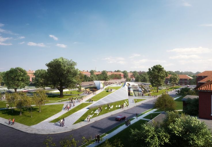 Design unveiled for St. Elizabeths East Gateway Pavilion in D.C.