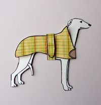Whippet Dog Coats - Free Dog Coat Patterns