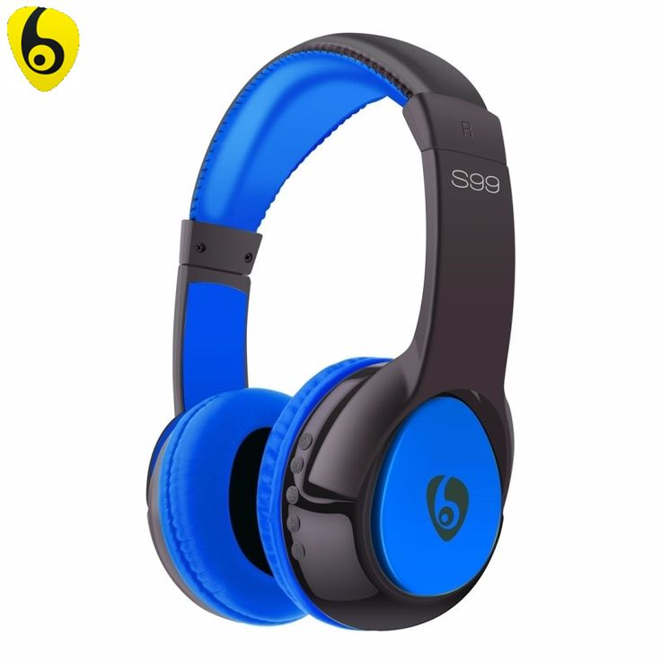 OVLENG S99 Bluetooth Headphones Wireless Headset Handsfree Foldable Earphone with Mic for iPhone 7/7 Plus Android Phone PC