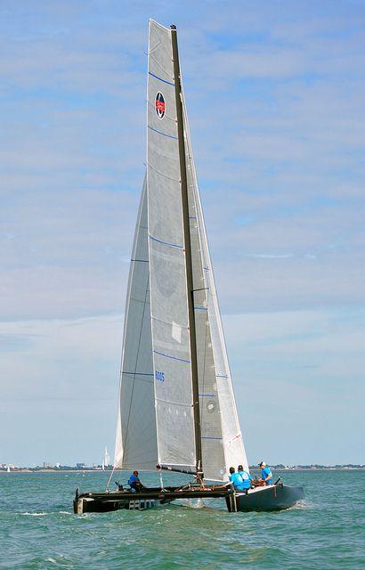 GC32 catamaran. | Flickr - Photo Sharing!