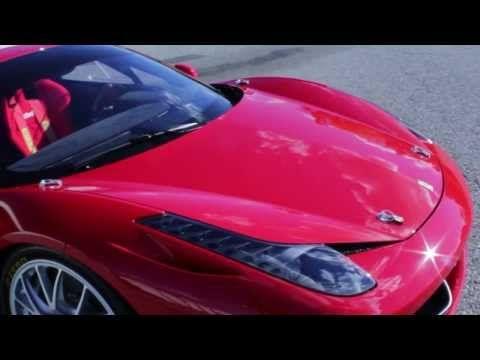 Detailer S Domain Ferrari 458 Challenge Paint Correction Opti Coat