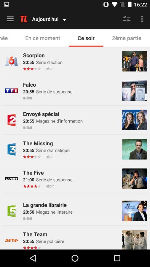 tv aujourd hui programme