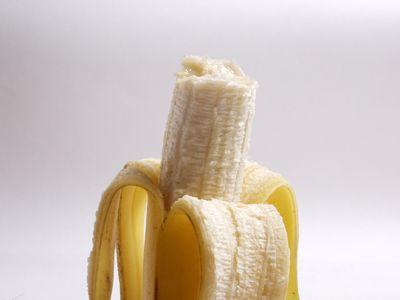 離乳食初期から栄養満点なバナナを使おう!果物デビューにもおすすめ♪