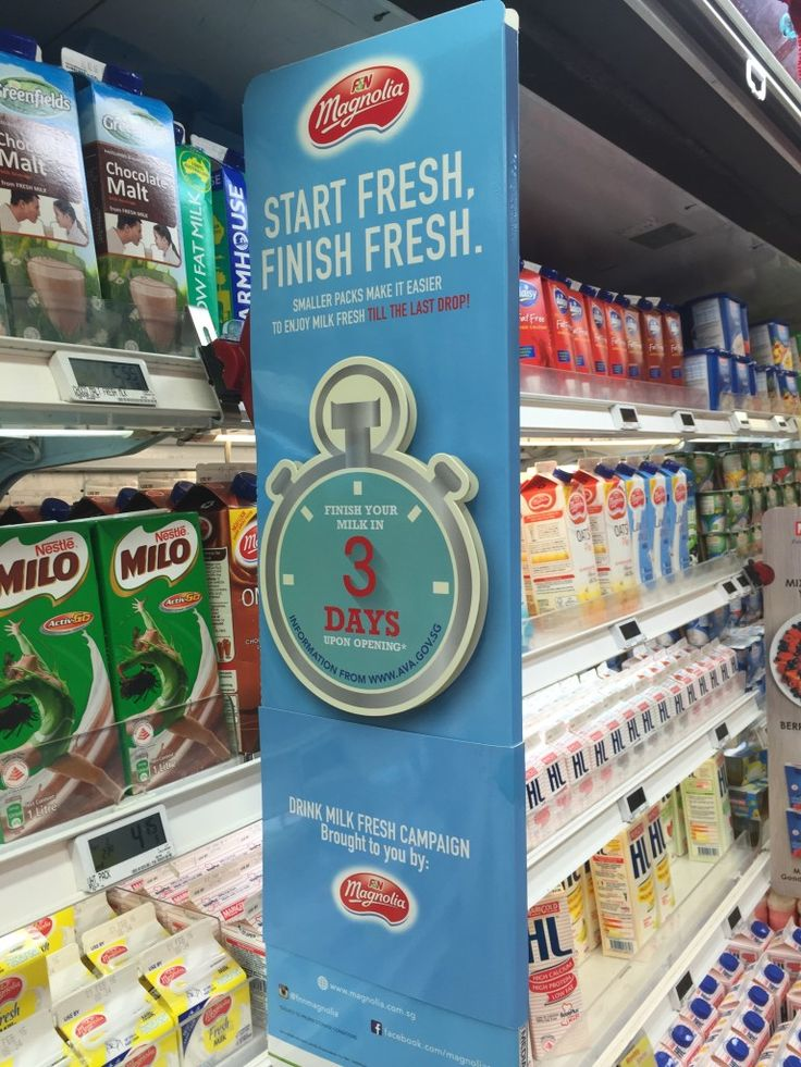 Magnolia Start Fresh Finish Fresh Shelf Banner
