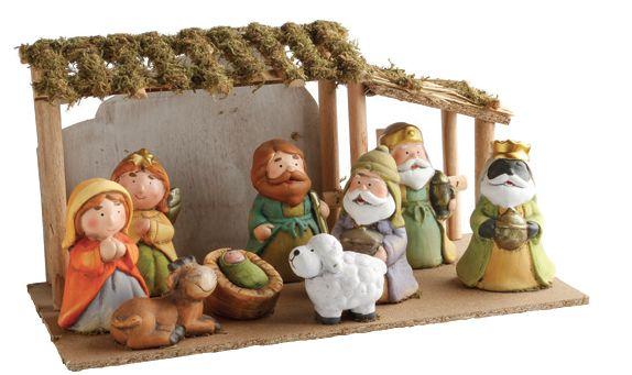 #Pesebre #Deocoración #Navidad #Hogar