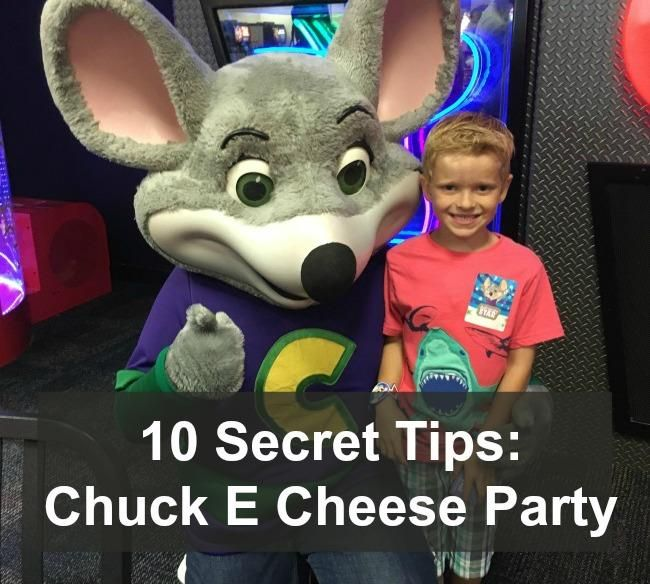 Chuck E Cheese tips you won't find anywhere else!