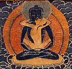 チベット仏教、歓喜仏・忿怒尊