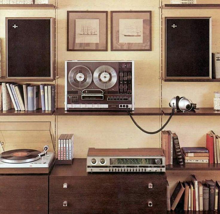 Stereo Vintage Reinigungsanleitung