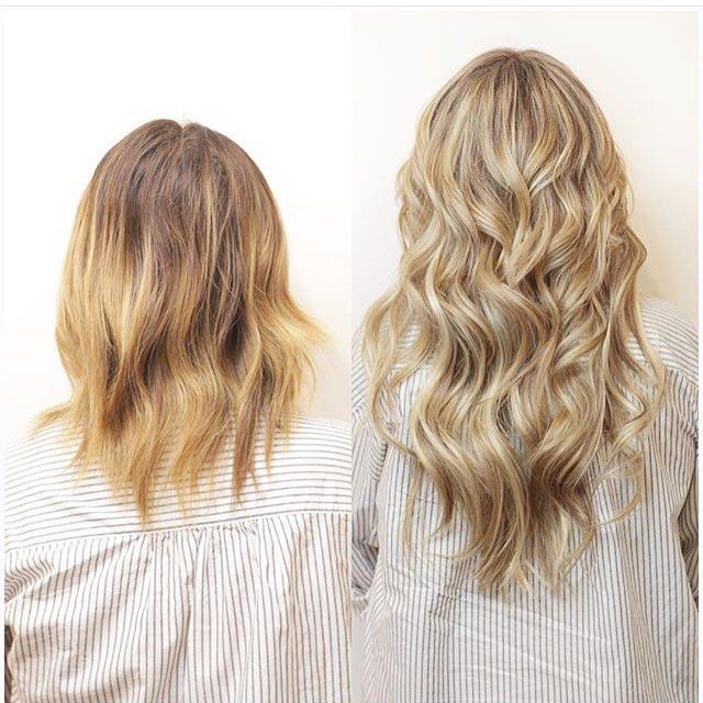 15 best hair extensions by e geovanni salon images on pinterest color and extensions before and after by dkwstyling hair hairenvy haircolor pmusecretfo Gallery