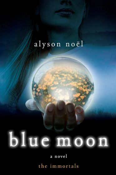 Okay so this book is part of the immortal series by Alyson Noel but I've only read blue moon and I just want to say it was amazing! Can't wait to read the rest of the series.
