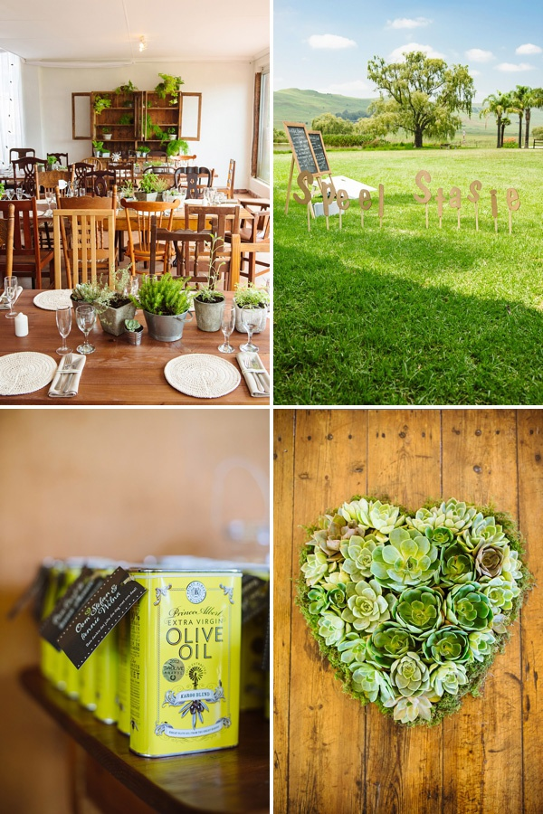 Farm wedding, lawn games, herbs, plants, natural, wedding,   www.horseshoevenue.wordpress.com