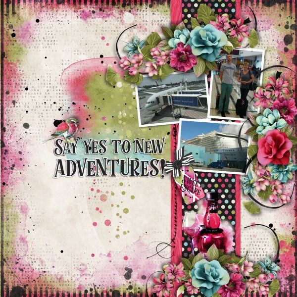 Kit Sweet Escape by Jumpstart Designs. Template Beautiful Autumn by Heartstrings Scrap Art. Photos mine.