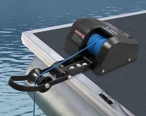 Pontoon 35 Electric Anchor Winch - TRAC OUTDOOR More