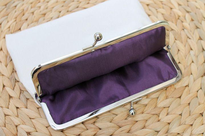 DIY Tutorial - Clutch Bag (With images) | Clutch bag, Diy ...