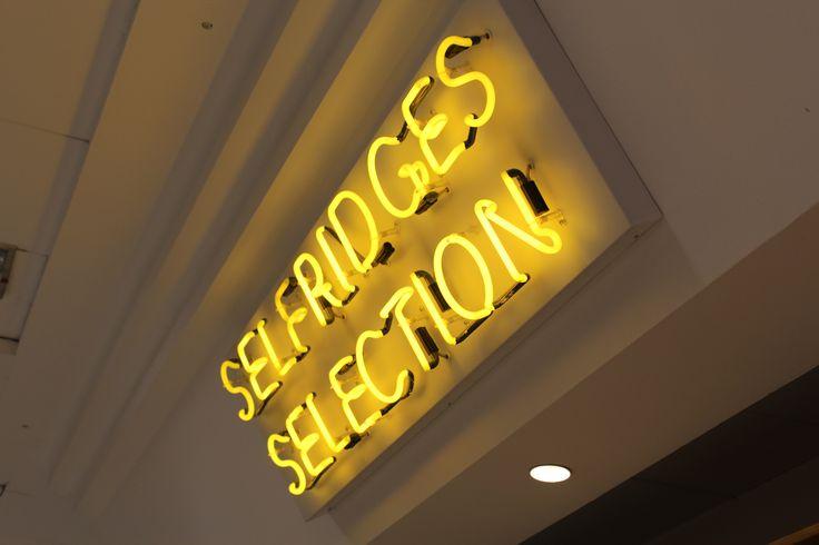 Food Hall Selfridges- Selfridge Selection