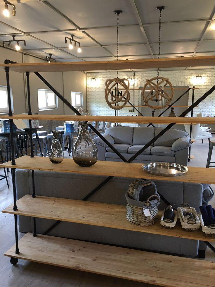 Мы изготовим мебель в стиле лофт по индивидуальному проектированию.