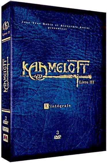 DVD Kaamelott, livre 3