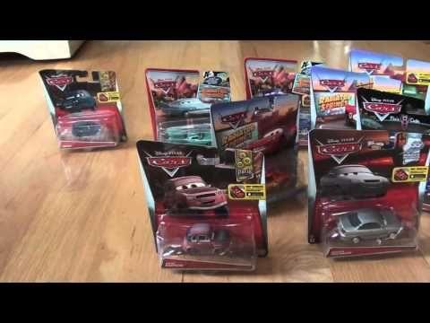 Pixar Cars Purchase - 5/6/16 - Pixar Cars Price Guide