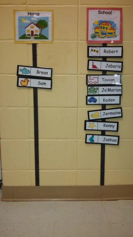 Preschool Classroom Name Ideas ~ Best ideas about student attendance on pinterest