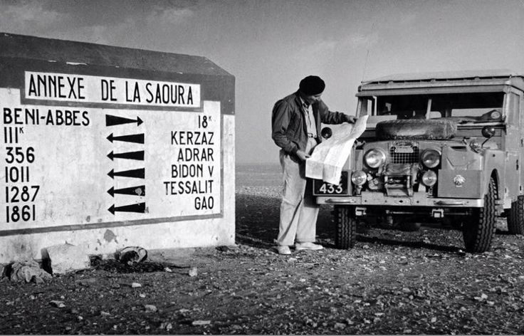 Land Rover Series history...well...hum...anywhere