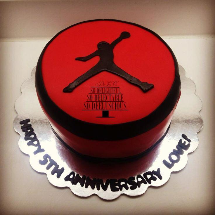 162 best Jordan Cakes images on Pinterest Air jordans Birthday
