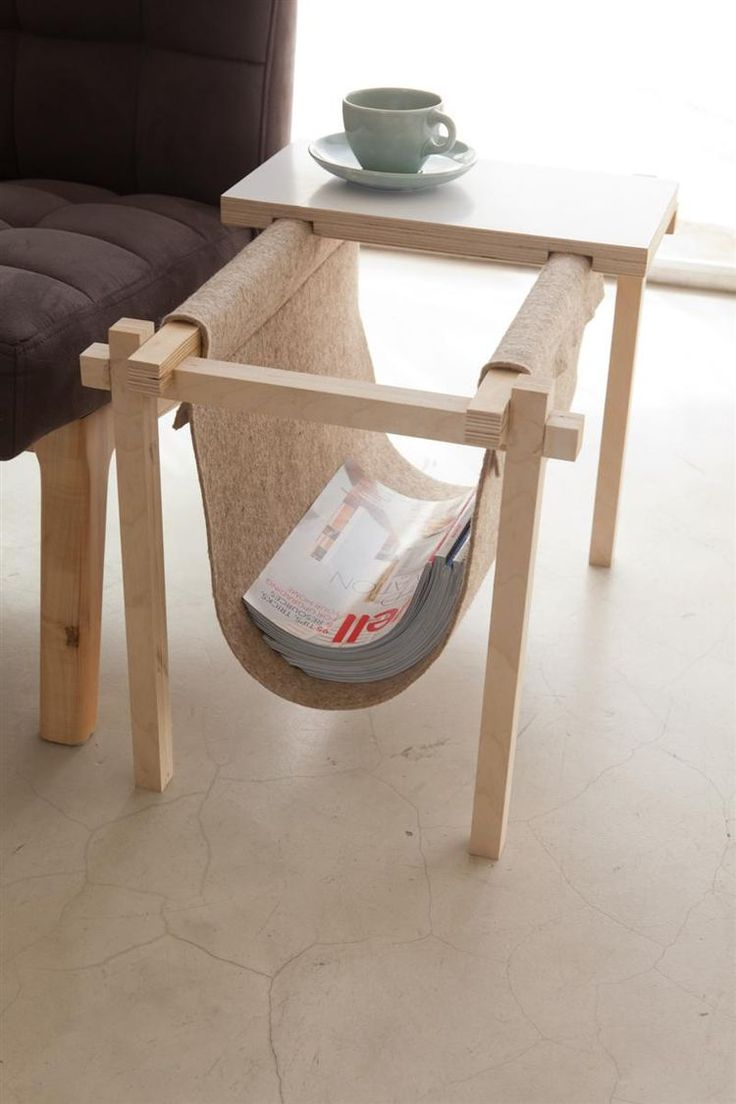 HOME | Cool Magazine Holders | Dwell