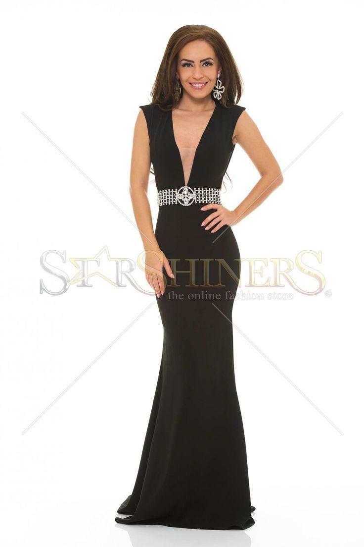 LaDonna First Ceremony Black Dress