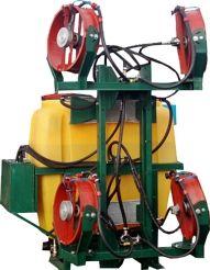 Новое оборудование для внесения удобрений
