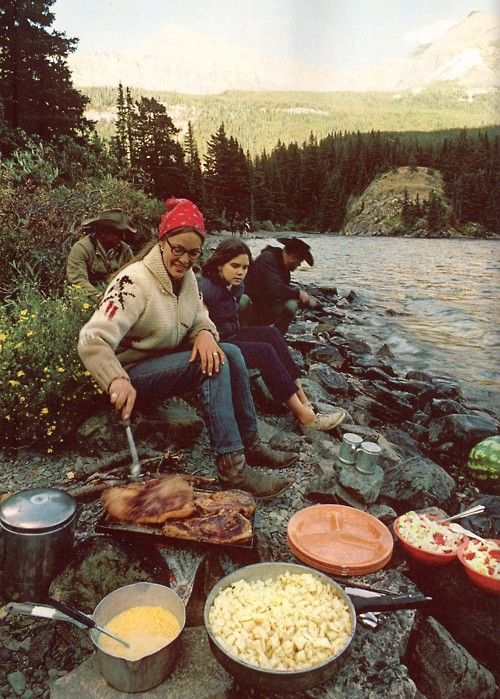 Any one spend their #Thanksgiving in the wilderness? #camping