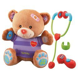 Buy VTech 123203 Dr Alfie from our Soft Toys range - Tesco.com