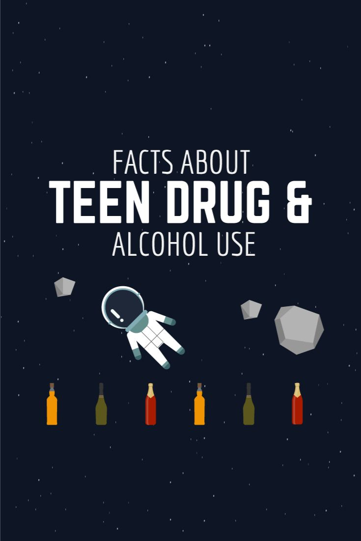 Using drugs and alcohol will put your health at risk, yet teen drug and alcohol use still prevalent throughout the United States. Check out this infographic https://recoveryexperts.com/rebuzz/infographics/teen-drug-and-alcohol-use