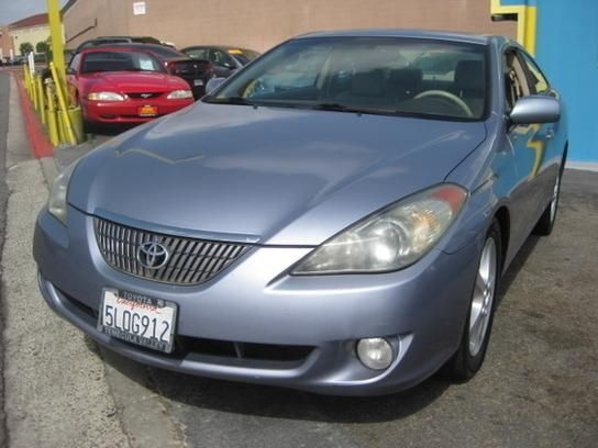 Coupe, 2005 Toyota Solara Coupe with 2 Door in San Diego, CA (92110)