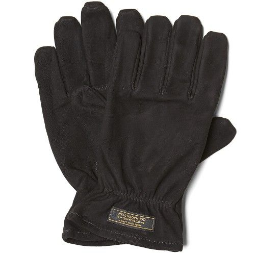 Neighborhood Smith Gloves (Black)