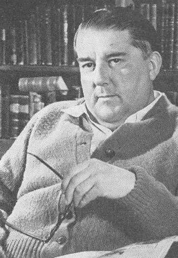 som Kriminalkommissær Block, i Lyntoget fra 1951.