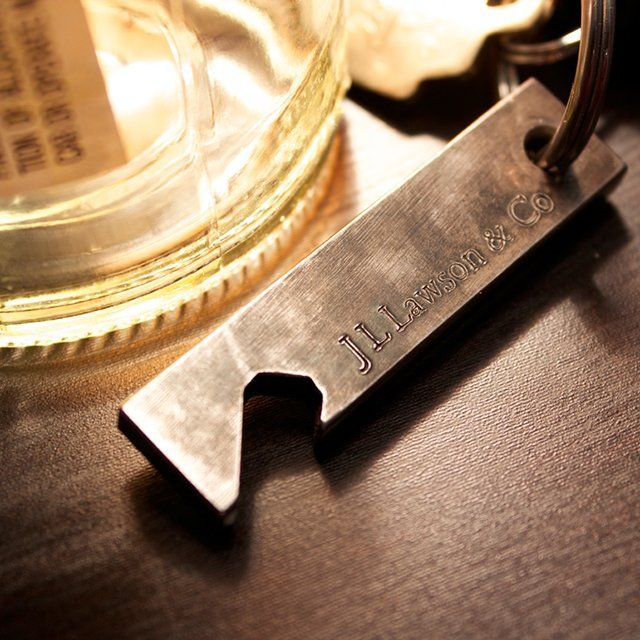 Fancy - Original Bottle Opener & Keychain by J.L. Lawson